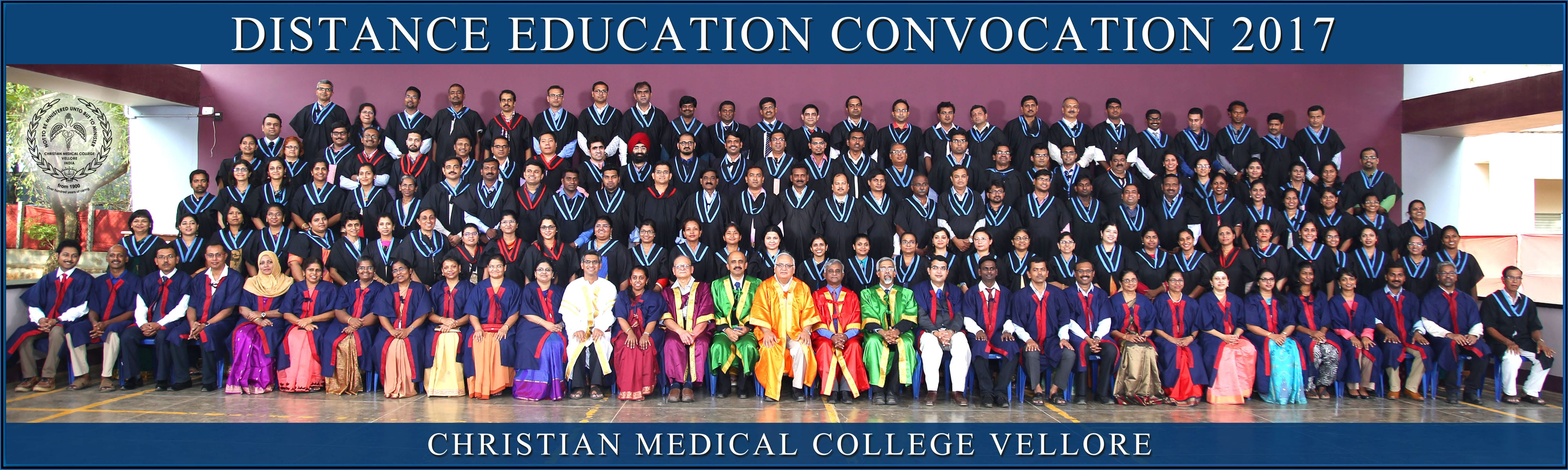 Courses : Distance Education Department :: Christian Medical College